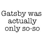 Great Gatsby humor