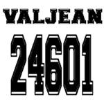 Valjean at halfback