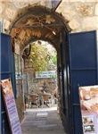 Old City Safed Doorway