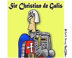Sir Christian de Galis