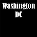 Washington DC - Black T-shirts & More
