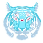 Tiger Spirit Guide Ice