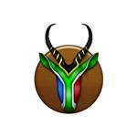 Springbok Mounted Trophy