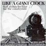 1929 PRR Broadway Limited