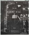 Penn Central Railroad 1968