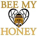 Be My Honey (bee heart)