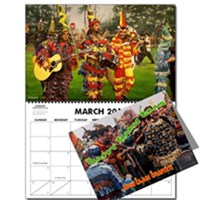 Postcards and Calendars