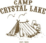 Camp Crystal Lake (brown)
