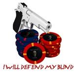 Blind Defender