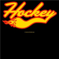 Hockey - Flame Tail