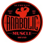 RETRO MUSCLE LOGO