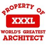 Property of Architect