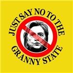 Just Say No Granny State