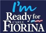 I'm Ready for Carly Fiorina