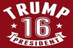 Trump 16 President