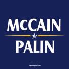 McCain Palin Logo Gear