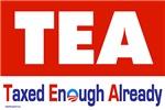 TEA - Taxed Enough Already