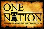 One Nation - Parchment