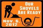 Shovels Ready!