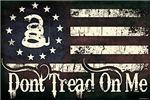 DTOM Snake Flag