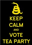 Keep Calm - Tea Party