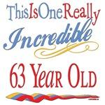 Incredible At 63