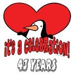 43rd Celebration