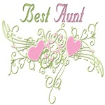 Best Aunt Hearts