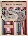 Wifey is a Suffragette