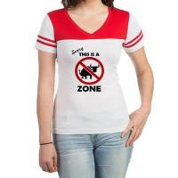 Sorry, This Is A No BS Zone!