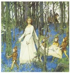 NEW: The Fairy Wood by Henry Meynell Rheam