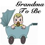 Grandma to be carriage