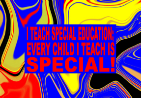 EDUCATION/SPECIAL EDUCATION