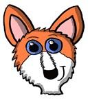 Cartoon Fox Head