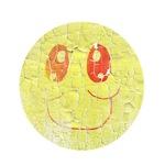 Vintage Cracked  Smiley