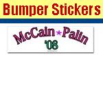 Anti-Left Bumper Stickers