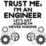 Funny Engineer shirt
