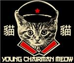 Chairman Meow the Kitten!