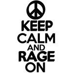 keep calm and rage on