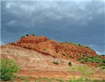 Caprock Before the Storm