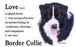 Love Is Border Collie