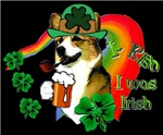 Welsh Corgi St Patricks Day Gifts
