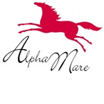 Alpha Mare. Horse sayings on gifts & clothes