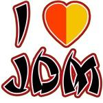 I Heart JDM (Kareha) Design