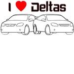 I Heart Deltas Design