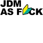 JDM As Fuck Design