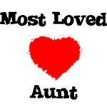 Most Loved Aunt