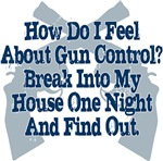 How I Feel About Gun Control