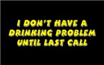 My Drinking Problem