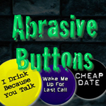 Abrasive Buttons